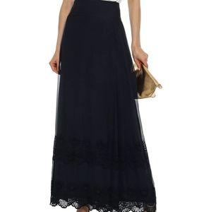 Alberta Ferretti maxi skirt size 6 new no tags